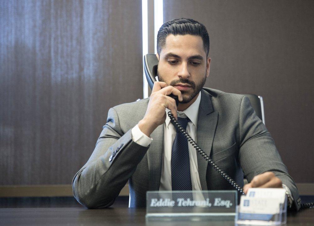 Eddie Tehrani, Esq.
